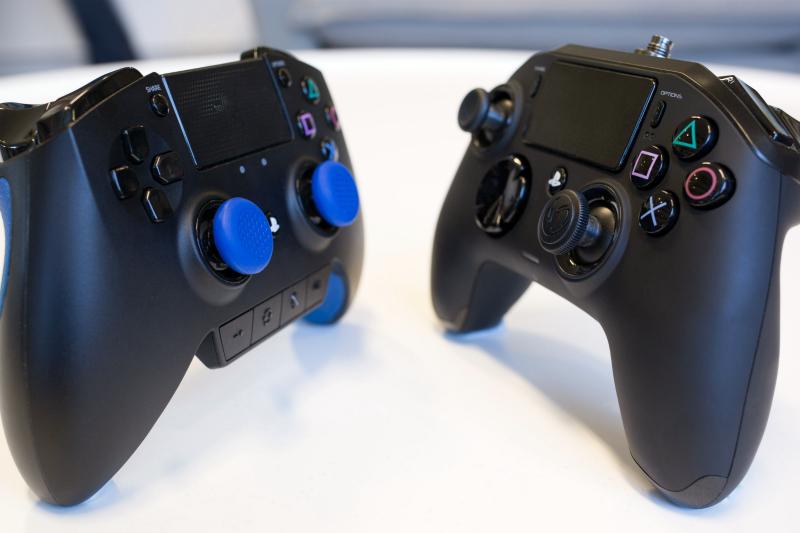 Профессиональные геймпады для PS4