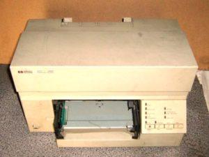 Старый принтер.