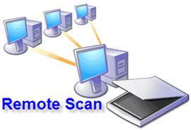 Установка программы RemoteScan.