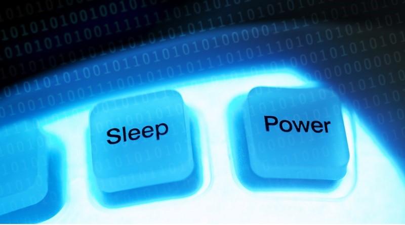 Выход из спящего режима windows 10 клавиатурой