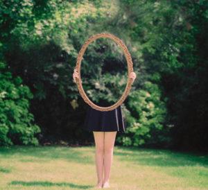 как правильно выбросить зеркало