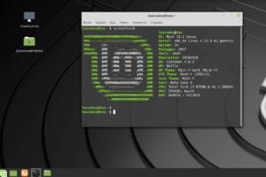 линукс минт