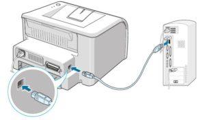 подключение сканера