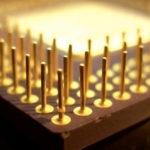 Золото в электронике