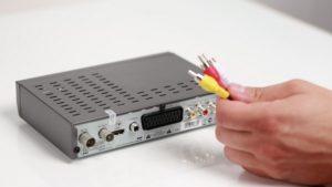 как подключить кабельное