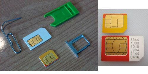 Какой должна быть сим-карта для планшета
