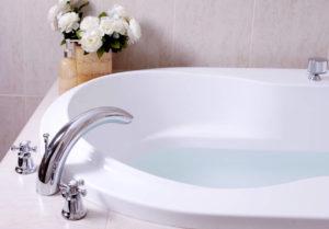 перекись водорода для ванной