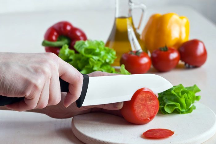 Резать нож