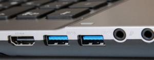 Почему не работают usb-порты на ноутбуке