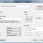 Как распечатать на принтере а4 формат а3