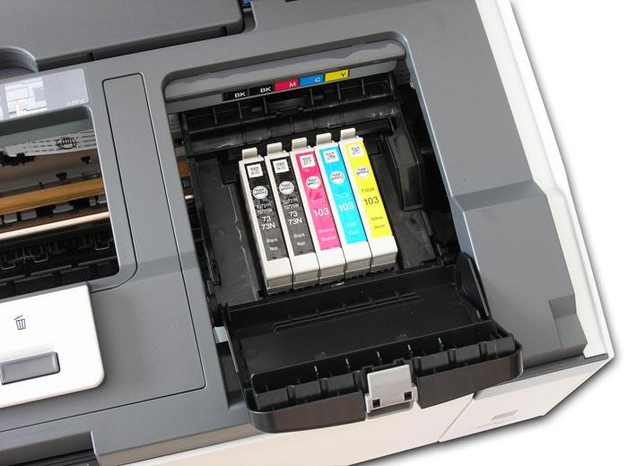 Что делать, если краска в принтере засохла