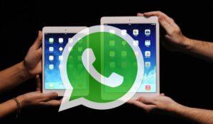 WhatsApp для айпада