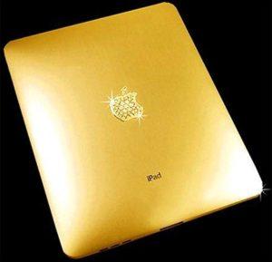IPad 2 Gold History Editon