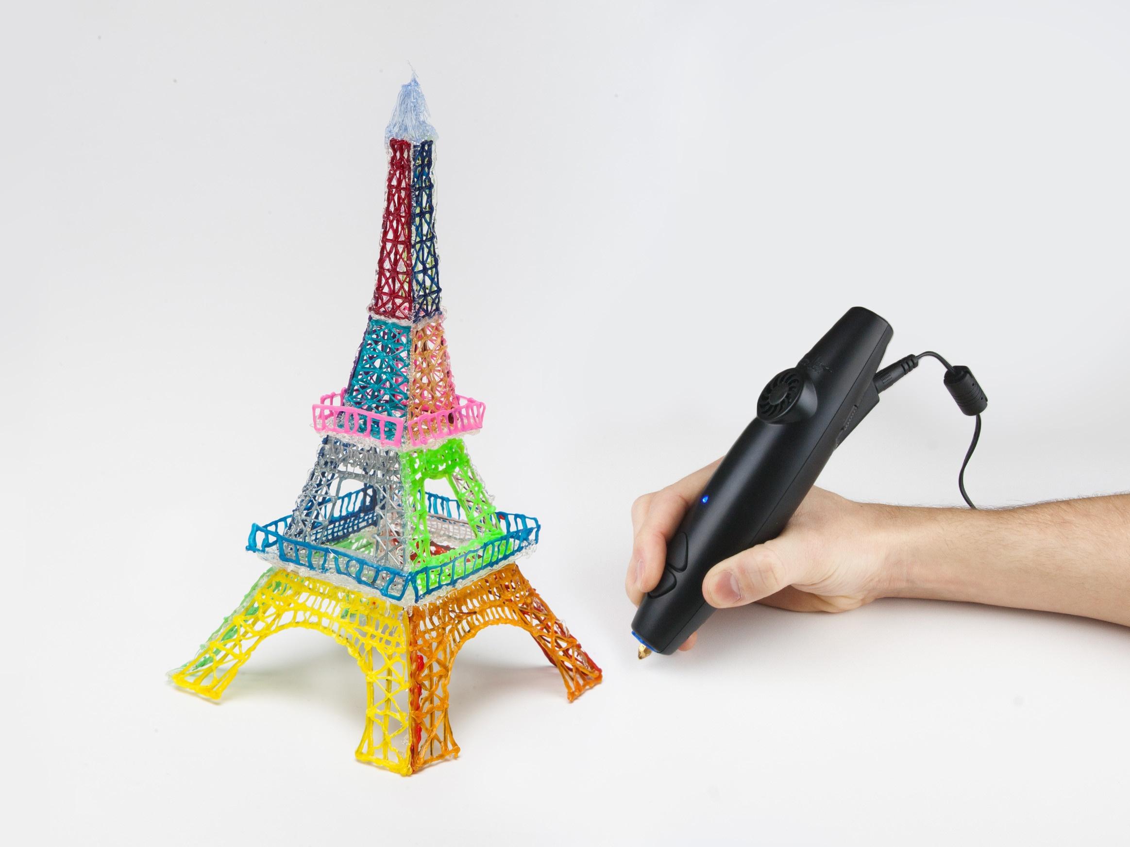 Чем отличается 3d ручка от 3d принтера