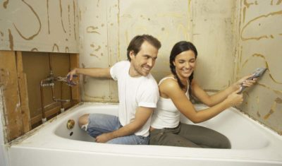 ошибки при ремонте в ванной