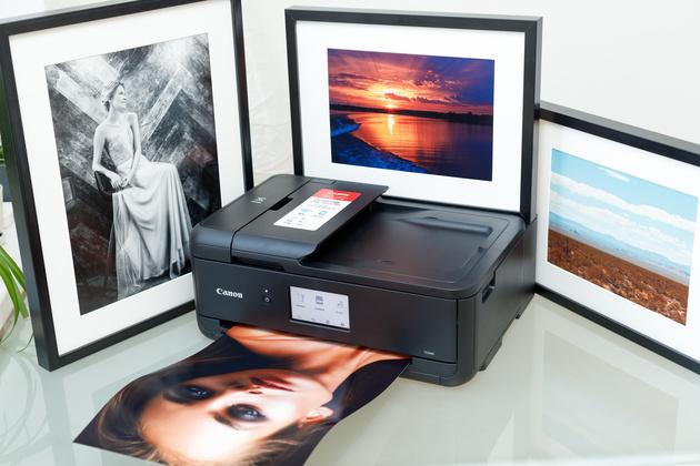 Принтер для фотопечати.