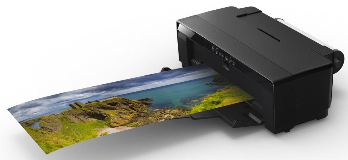 Фото на струйном принтере.