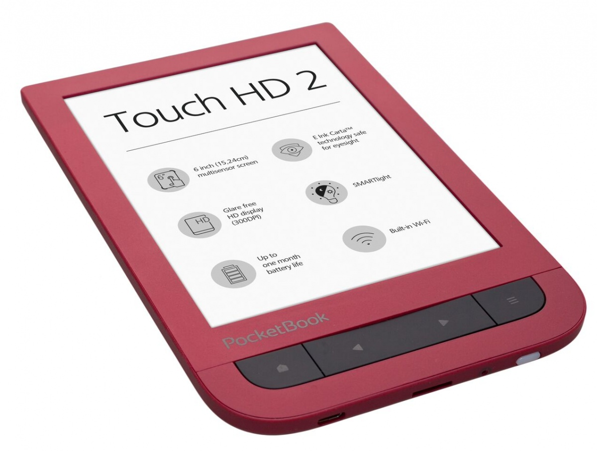 PocketBook 631 Plus Touch Hd.