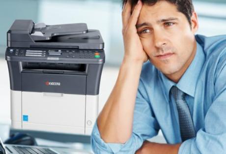 Принтер не подлежит ремонту.