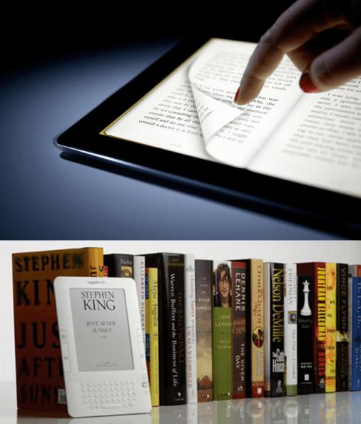 Электронную книгу можно листать.