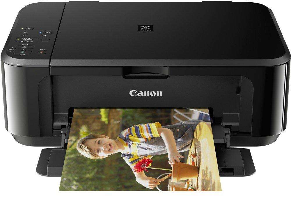 Цветной струйный принтер.