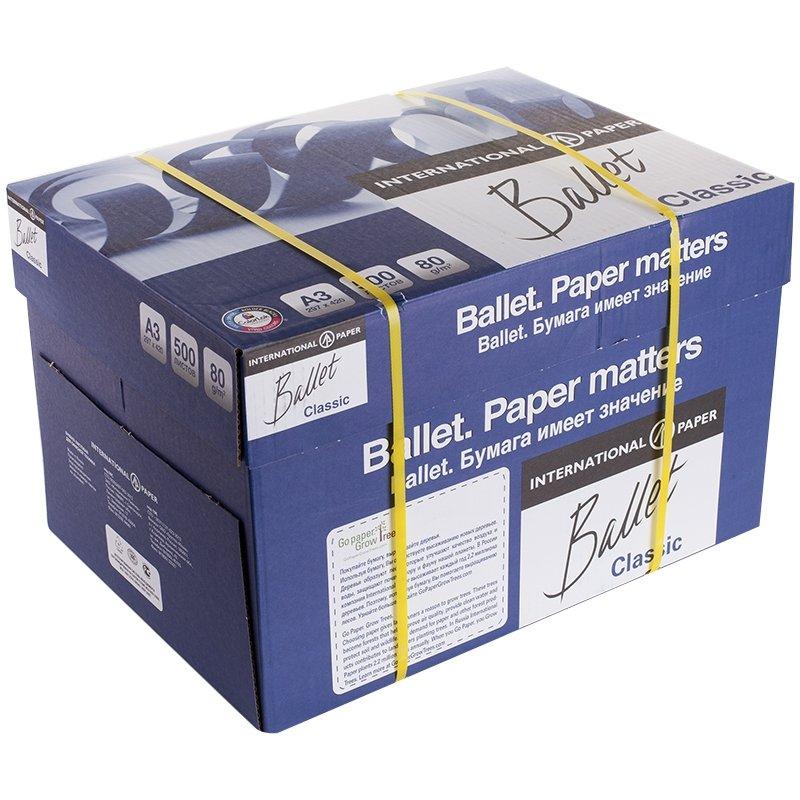 Бумага для принтера.