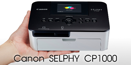 Canon Selphy CP910.