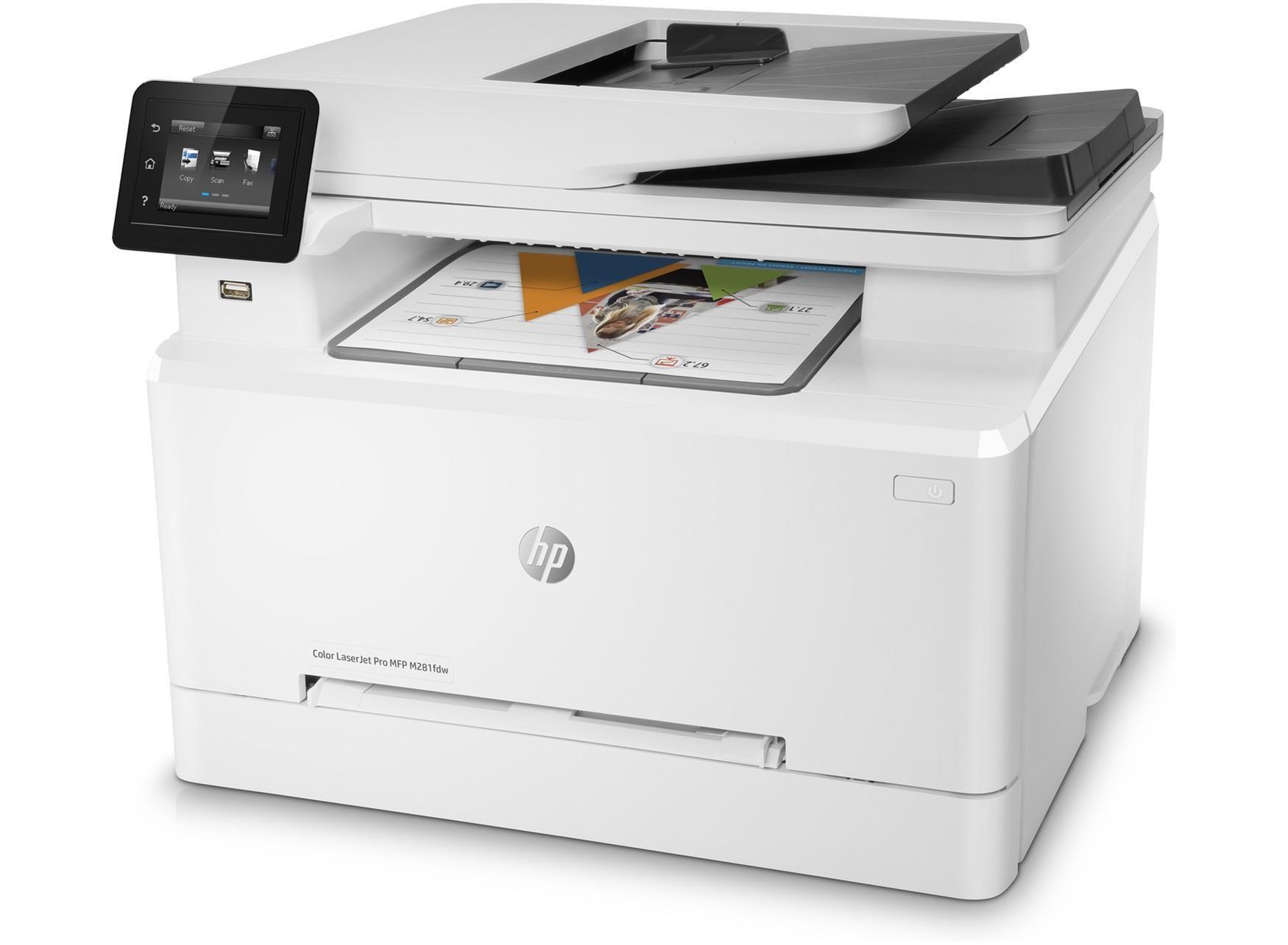 HP Laser Jet M281fdw