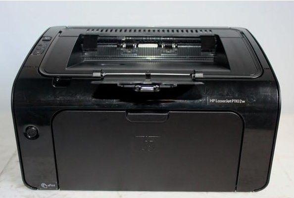 HP LaserJet Pro P1102w.