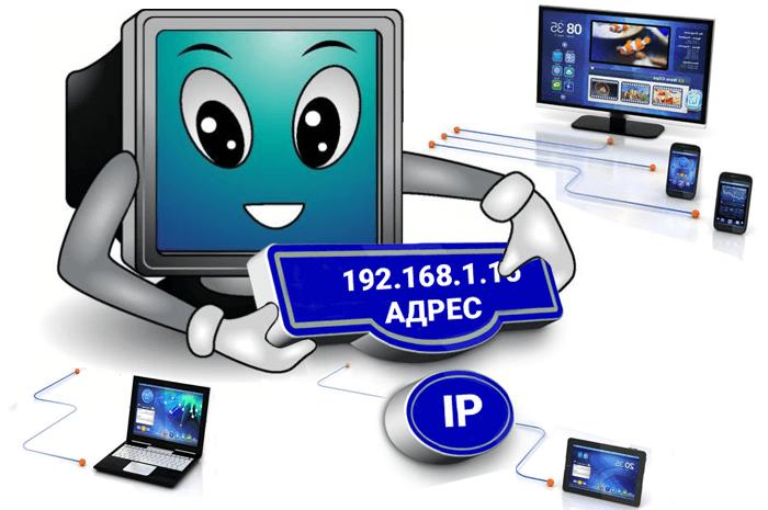 IP-адрес.