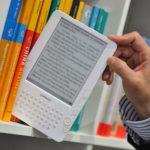 Электронная и бумажняа книга.