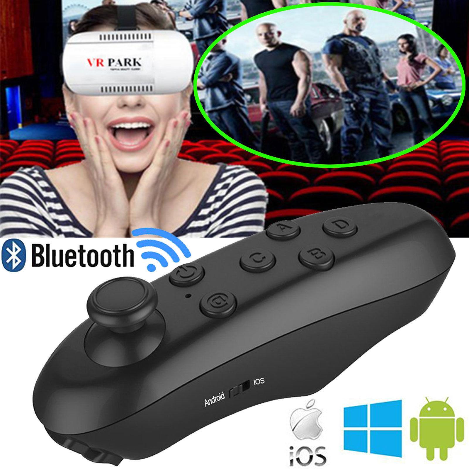 Возможности VR Box.