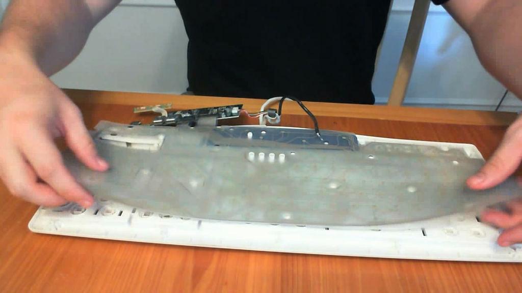 Подсветка клавиатуры ноутбука
