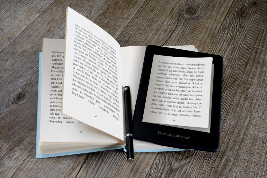 Что лучше - электронная книга или бумажная?