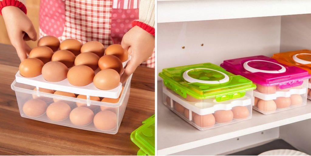 скольк ранятся яйца в разной среде