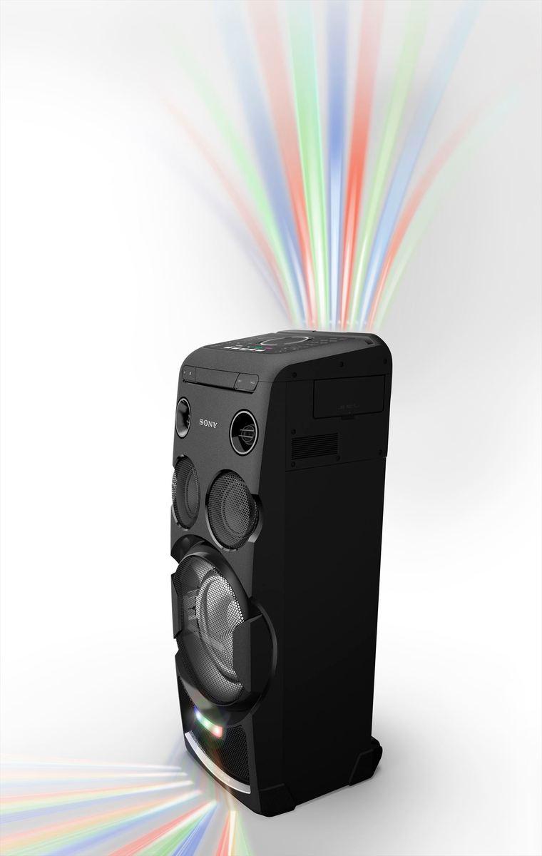 Sony MHC-V77DW.