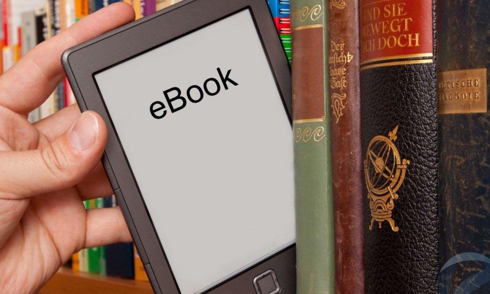 Электронная книга.
