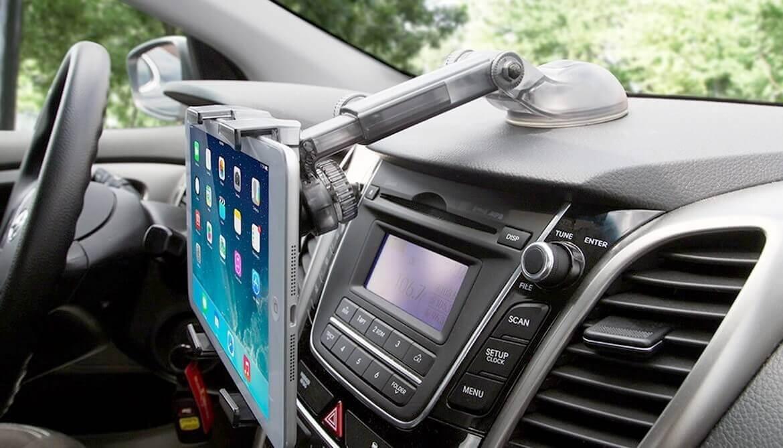 Использование старого планшета в авто.