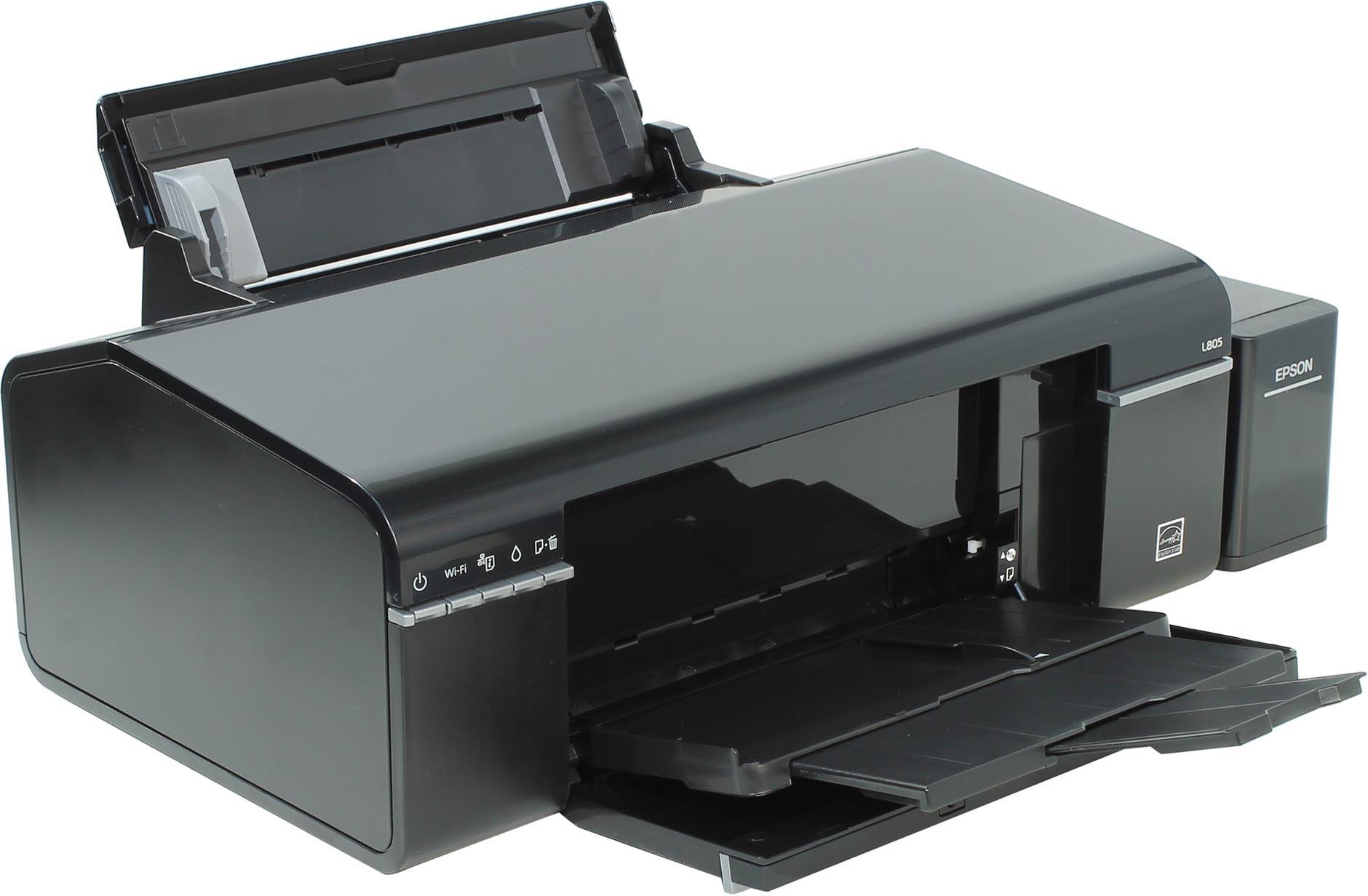 Epson L805.
