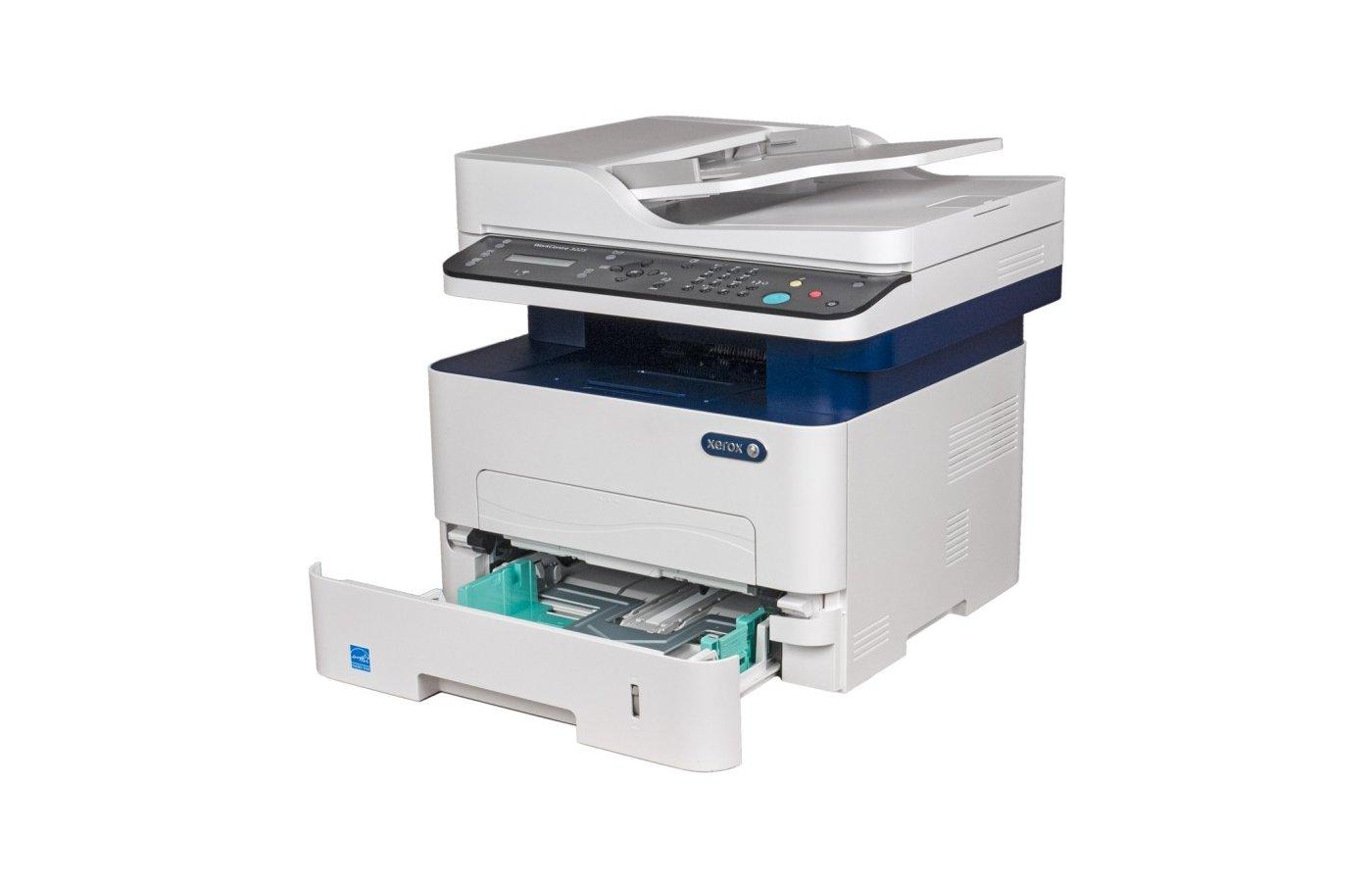 Xerox WorkCentre 322DNI.