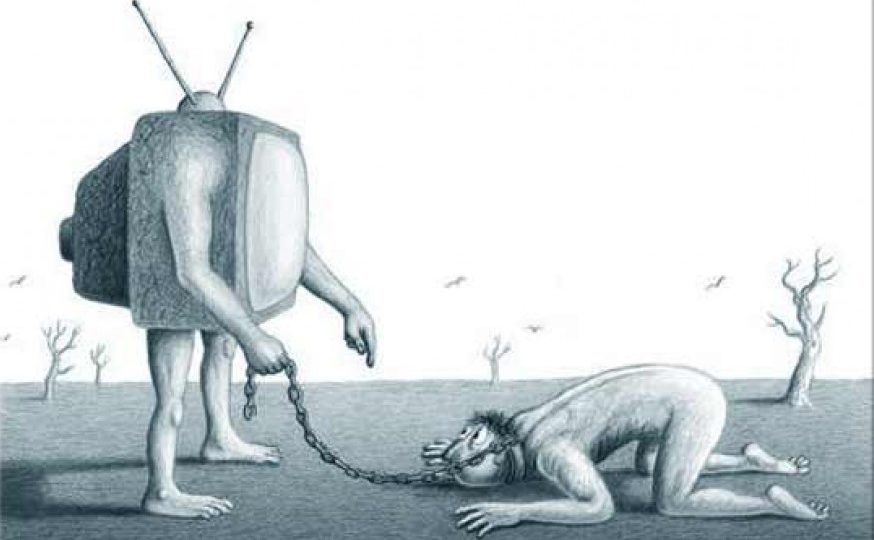 ТВ влияет на сознание