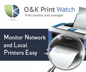 O&K Print Watch