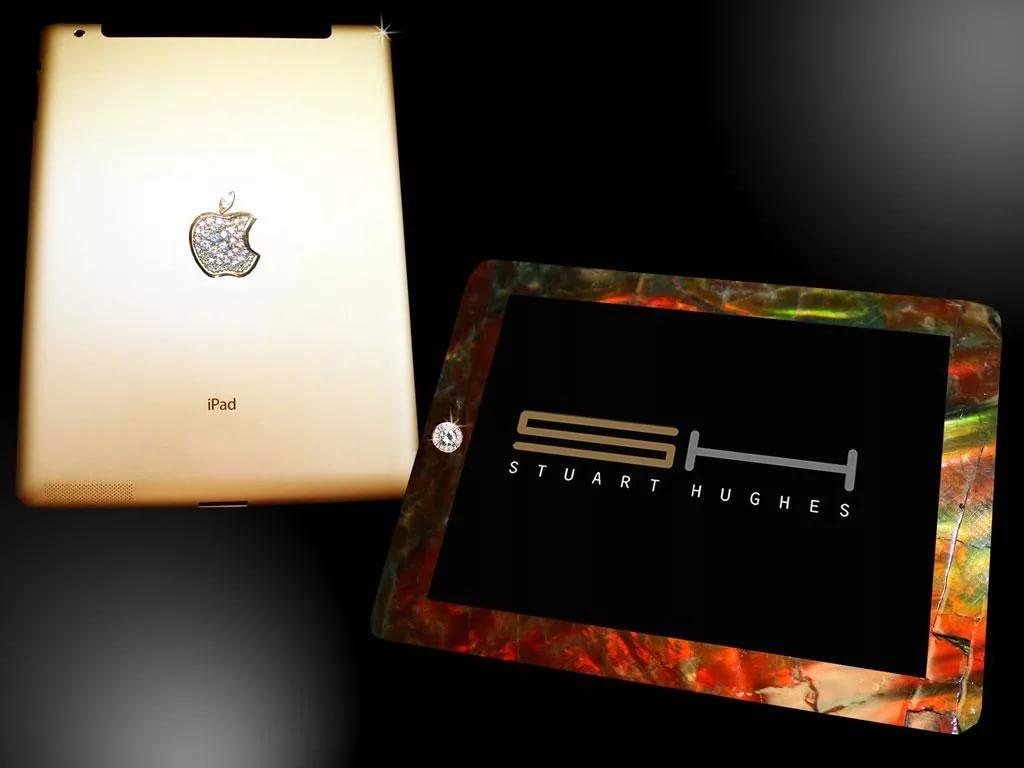 IPad 2 Gold History Editon.