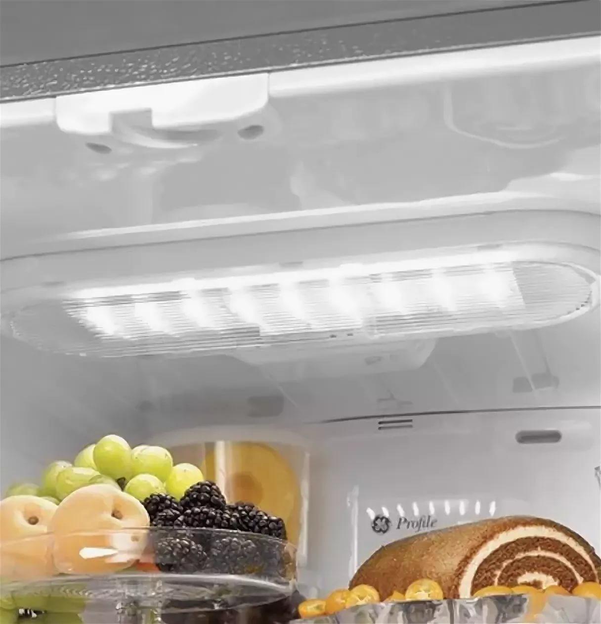 Как самому заменить лампочку в холодильнике