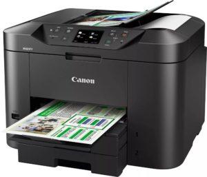 как распечатать последний документ на принтере