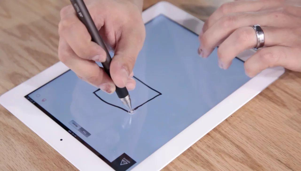 стилус для планшета своими руками