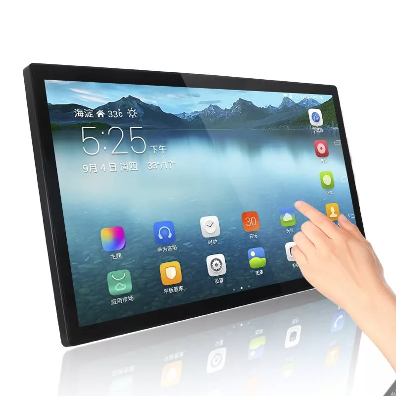 что такое тачскрин на планшете