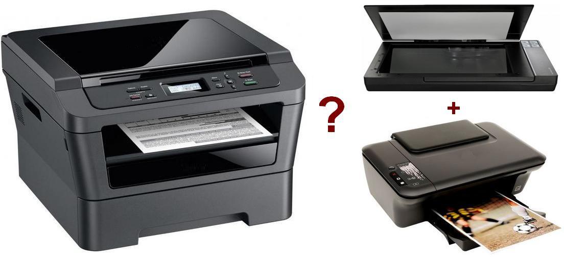 мфу или принтер что лучше