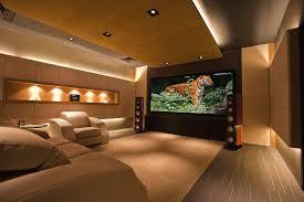 Домашний кинотеатр в квартире