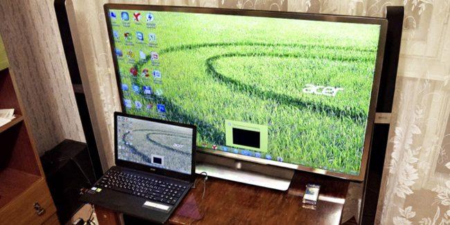 Как называется шнур от ноутбука к телевизору